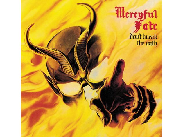 Mercyful Fate – Don't Break The Oath (1983)