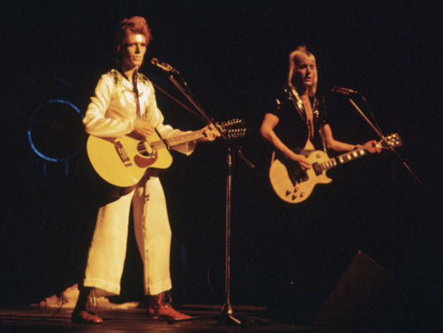 David Bowie - Moonage Daydream (Mick Ronson)