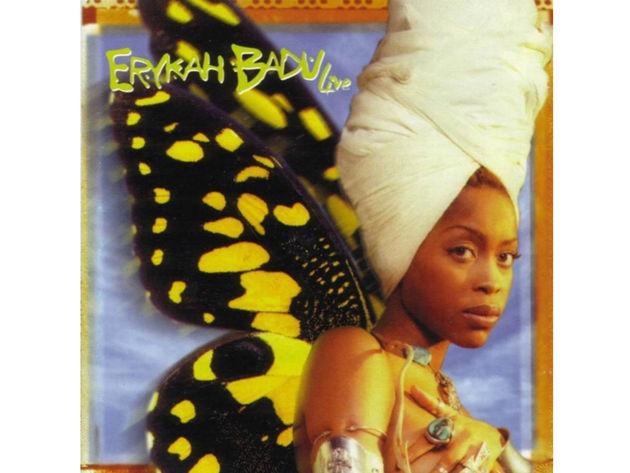 Erykah Badu – Live (1997)