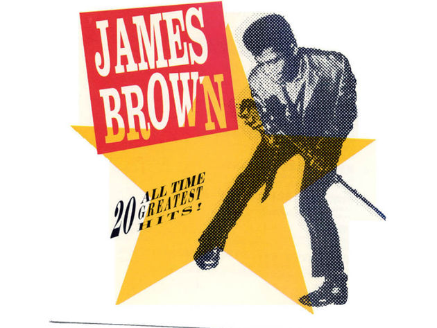 James Brown – 20 All-Time Greatest Hits! (1991)