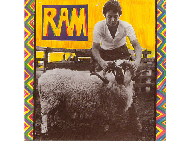 Paul & Linda McCartney – Ram (1971)