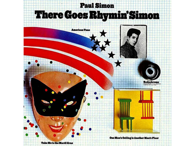 Paul Simon – There Goes Rhymin' Simon (1973)