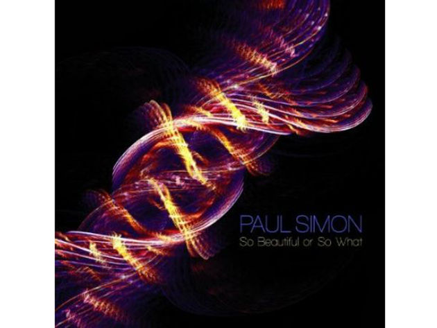Paul Simon – So Beautiful Or So What (2011)