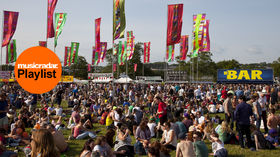 MusicRadar Playlist: Glastonbury 2013 edition