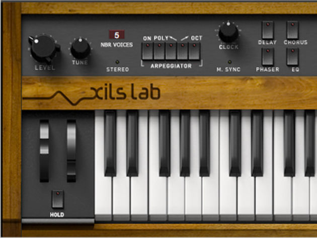 XILS-lab PolyKB II Player