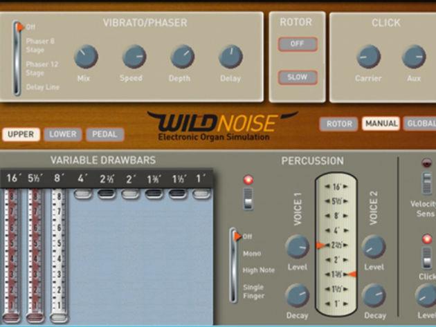 Wild Noise Wild Organ