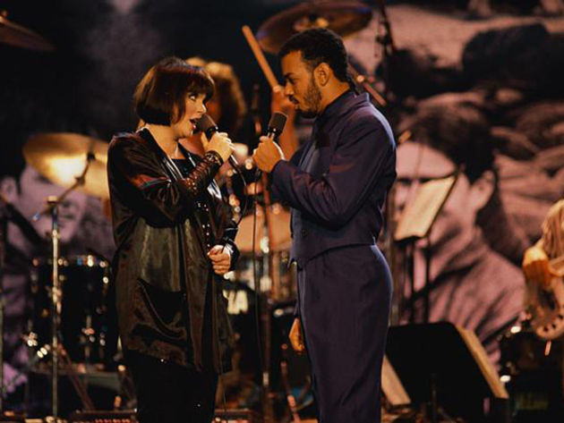 Somewhere Out There - James Ingram and Linda Ronstadt