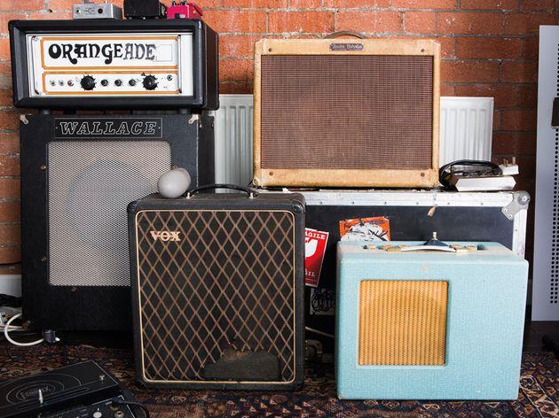 Adrian's amps