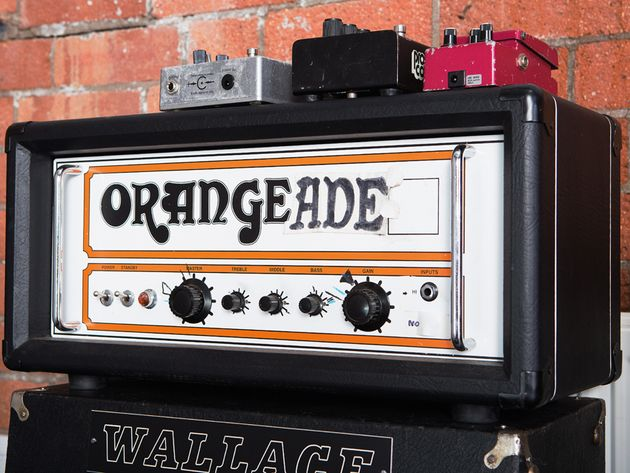 Orange AD30 Head