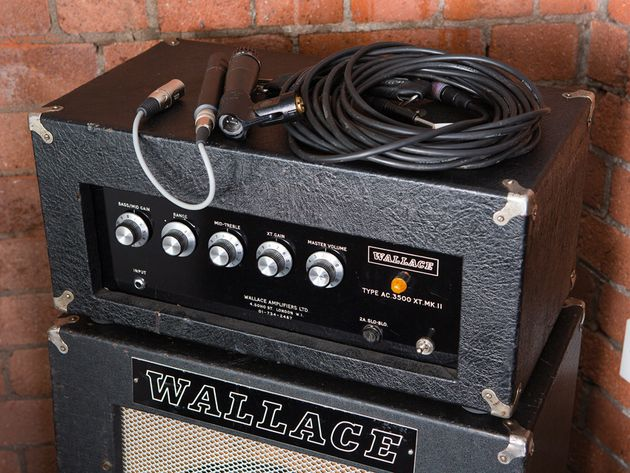 Wallace AC 3500 XT MKII Head