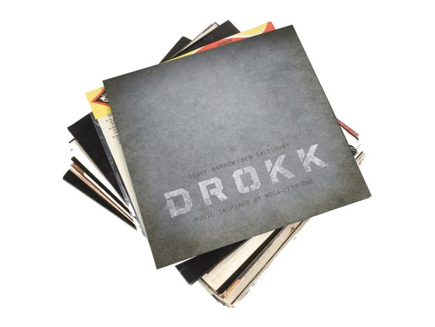 Drokk - Music Inspired By Mega City One