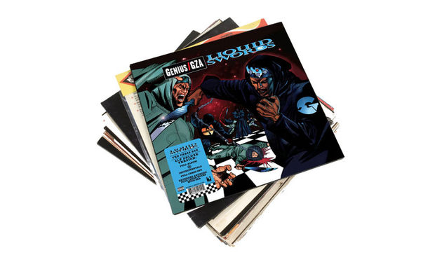Genius/GZA - Liquid Swords - The Chess Box Vinyl Edition