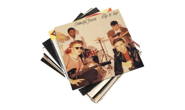 Orange Juice LP reissues