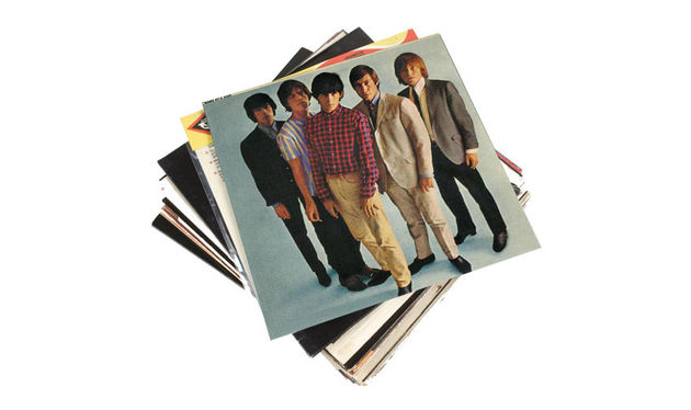 The Rolling Stones - Five By Five EP
