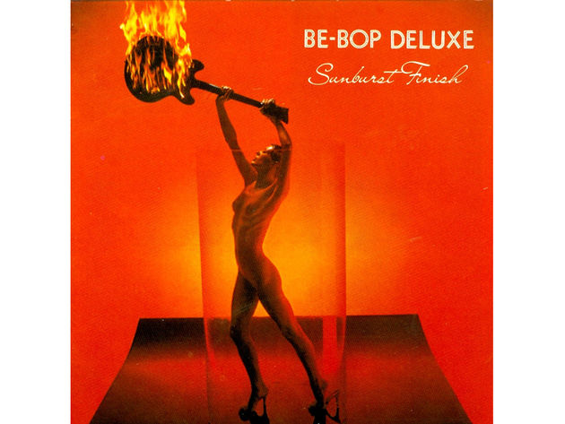 Be Bop Deluxe – Sunburst Finish (1976)
