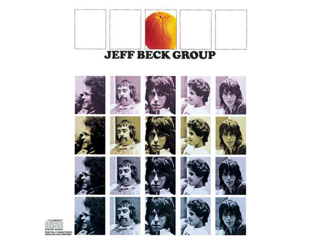 The Jeff Beck Group – Jeff Beck Group (1972)