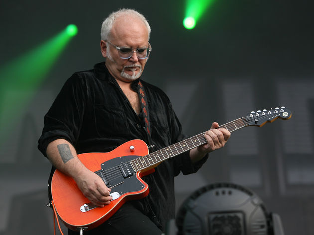 Reeves Gabrels picks 10 essential guitar albums