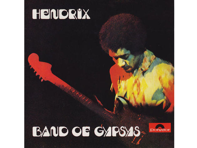 Jimi Hendrix – Band Of Gypsys (1970)