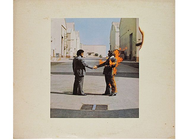 Pink Floyd – Wish You Were Here (1975)