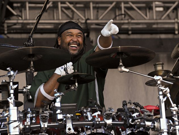 Carter Beauford (Dave Matthews Band)
