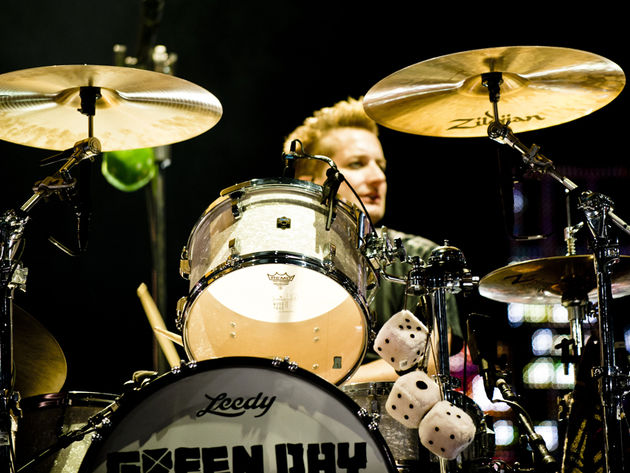 Tre Cool (Green Day)