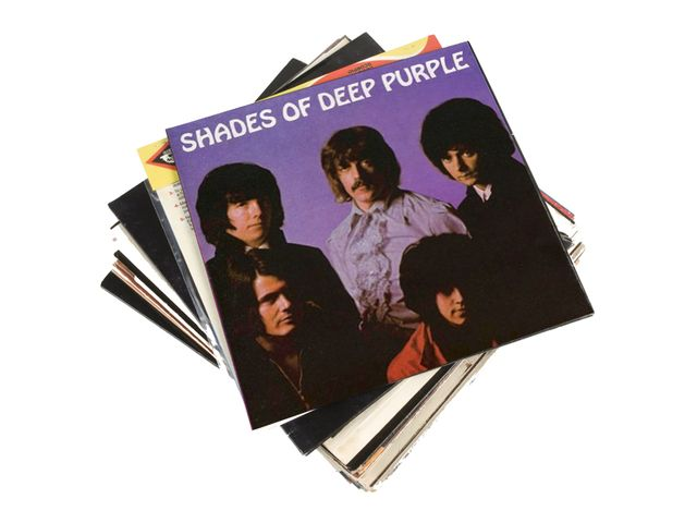 Deep Purple - Shades of Deep Purple