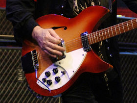 16 Rickenbacker guitar and bass stars