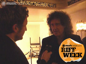 VIDEO: Queen's Brian May picks his favourite riffs