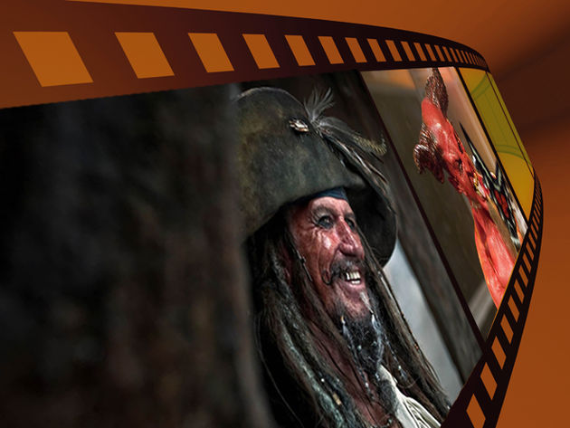 Keith Richards – Pirates Of The Caribbean: At World's End (2007)