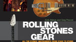 In pictures: Rolling Stones Gear