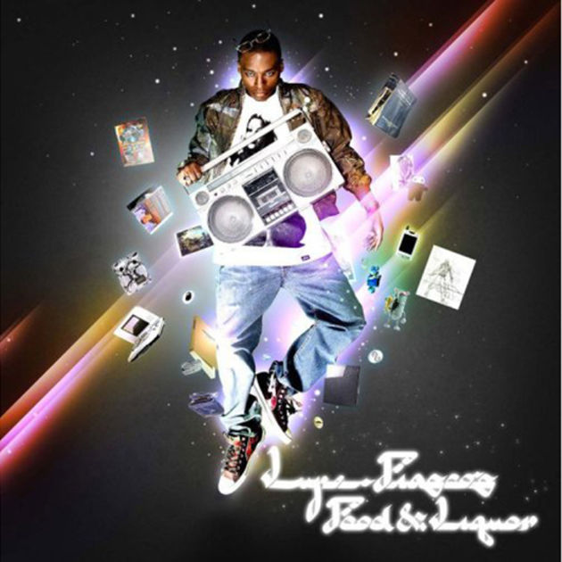 Lupe Fiasco - Food And Liquor