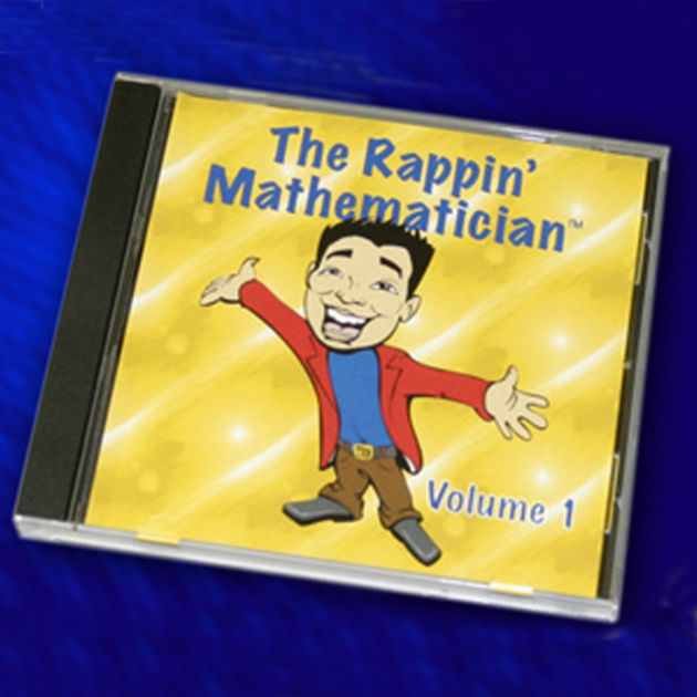 The Rappin' Mathematician - Volume 1