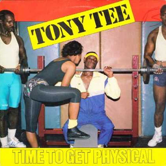 Tony Tee - Time To Get Physical