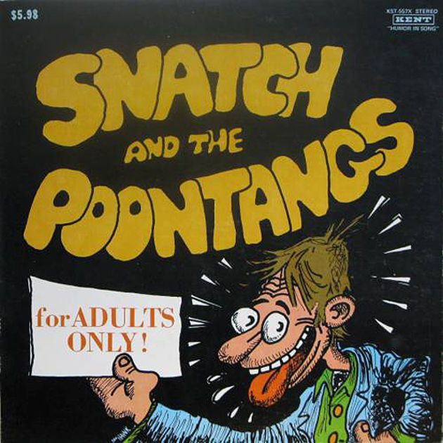 Johnny Otis - Snatch And The Poontangs