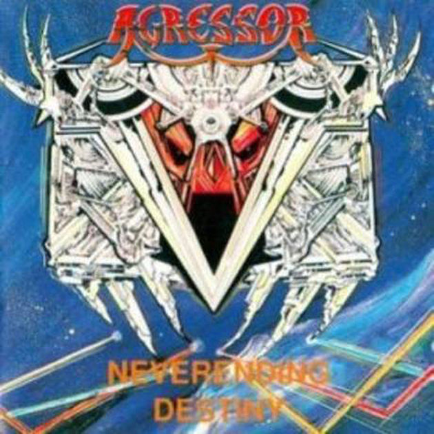 Agressor - Neverending Destiny