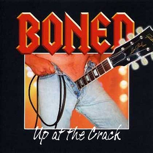 Boned - Up At The Crack