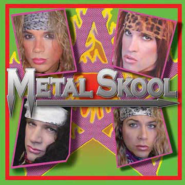 Metal Skool - Metal Skool