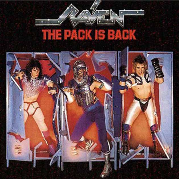 Raven - The Pack Is Back