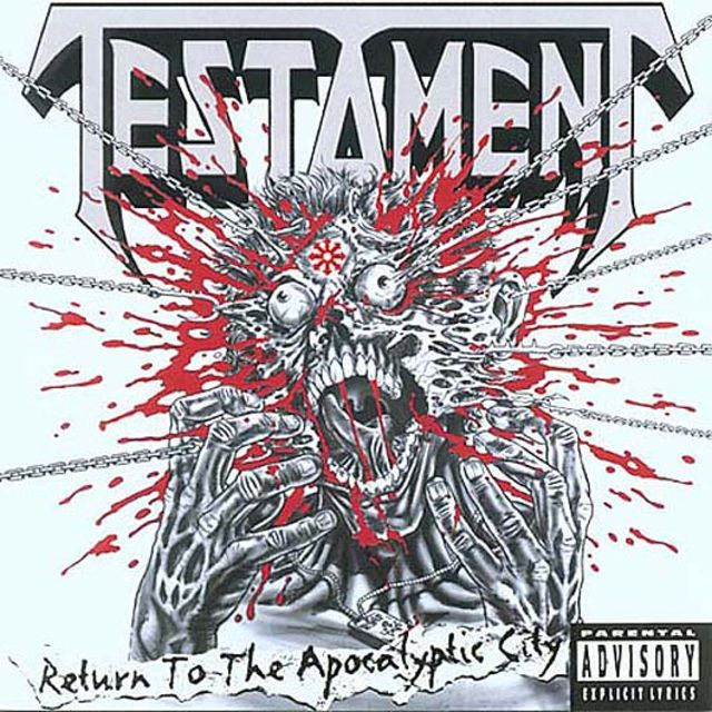 Testament - Return To The Apocalyptic City
