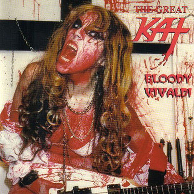 The Great Kat - Bloody Vivaldi