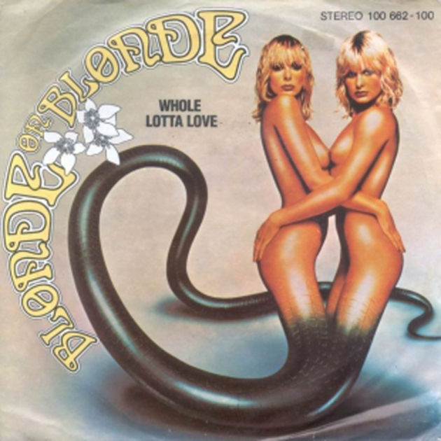 Blonde On Blonde - Whole Lotta Love
