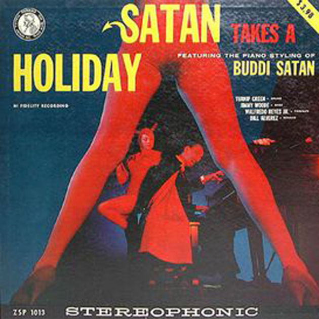 Buddi Satan - Satan Takes A Holiday
