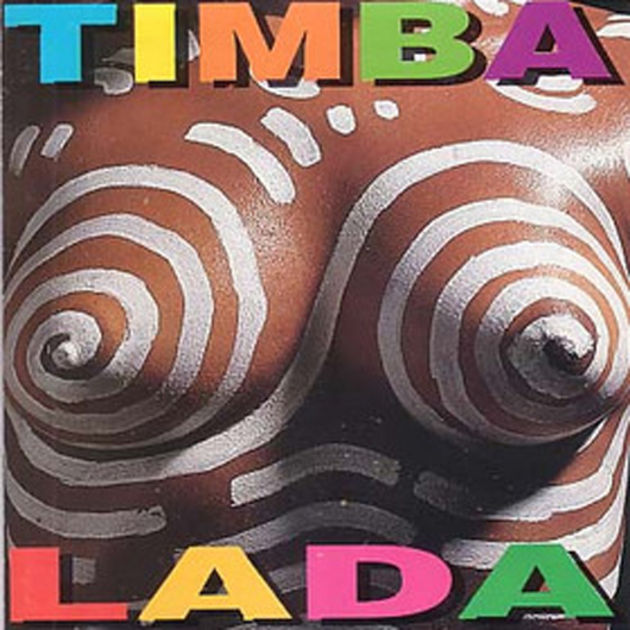 Timbalada - S/T