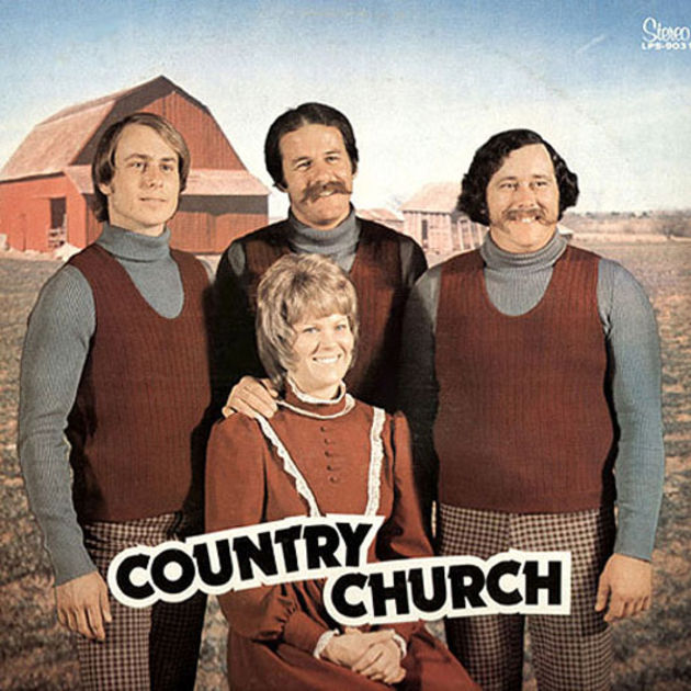 Country Church - S/T