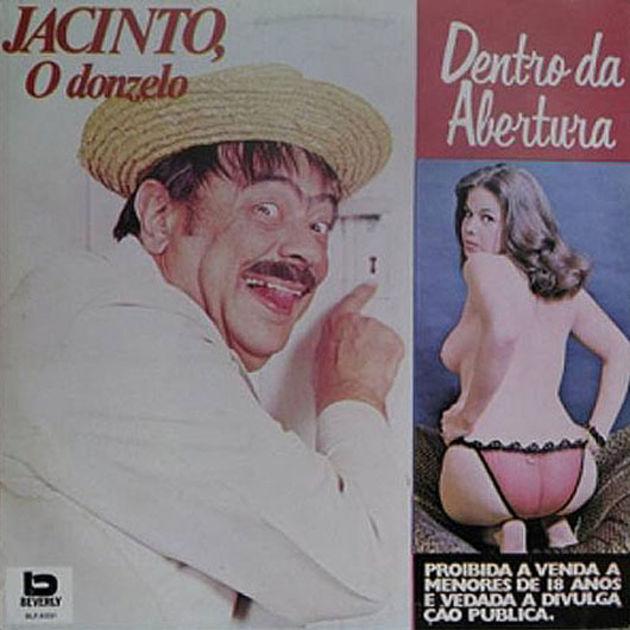 Jacinto O Donzelo - Dentro da Abertura