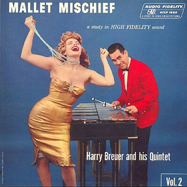 Harry Breuer And His Quintet - Mallet Mischief