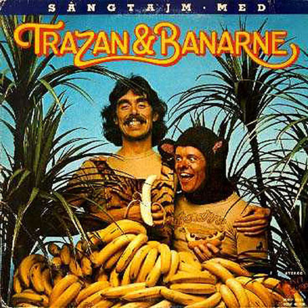 Trazan and Banarne - S/T