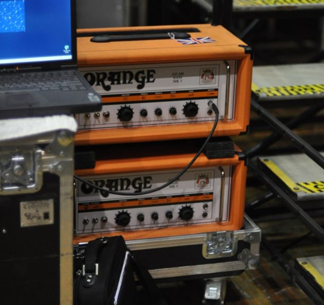 Lee's amps