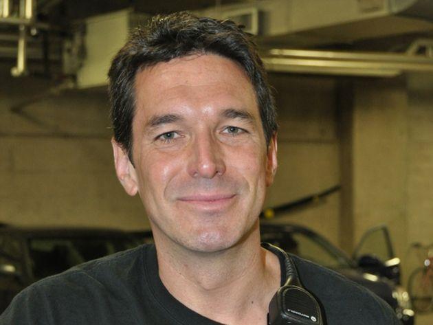 John Arrowsmith - Pyro Technician