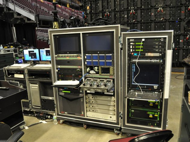 Video control equipment